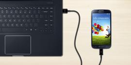 Samsung kabel microUSB - ECB-DU4EBE - 1.5metra - czarny - dostępne od ręki