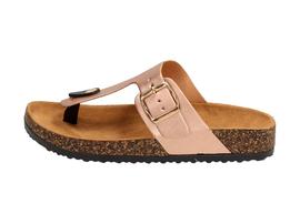Różowe komfortowe japonki, buty VINCEZA 8917