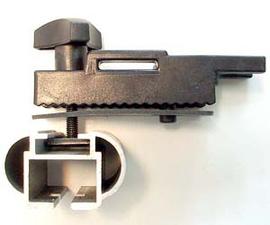Thule Adap.(łeb śruby 20x20mm) do belek alu-do mocowń 80mm