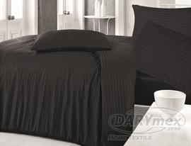 Pościel satynowa Vivario Black 200x220