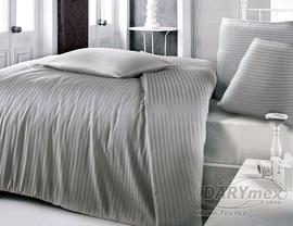 Pościel satynowa Vivario Grey 200x220