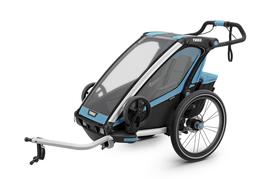 Thule Chariot Sport1 niebieski/czarny