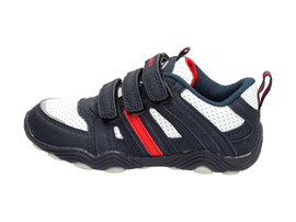 Buty dziecięce AMERICAN CLUB 02147 WH/NV