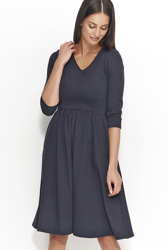 Sukienka z kieszeniami n58