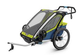 Thule Chariot Sport2 zielony/niebieski