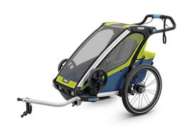 Thule Chariot Sport1 zielony/niebieski