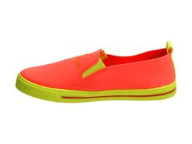 Pomarańczowe buty damskie VICES D02A-36