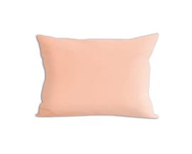 Poszewka satynowa Sophia różowa 70x80 – jednobarwna