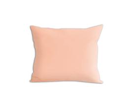 Poszewka satynowa Sophia różowa 50x60 – jednokolorowa