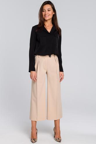 Spodnie typu cullotes s139