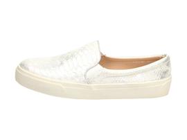 SLIP ON srebrne buty damskie VICES 921-40
