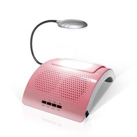 Pochłaniacz pyłu z lampką LED