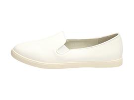 SLIP ON Białe tenisówki buty damskie VICES A910