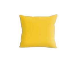 Poszewka satynowa Sophia żółta 40x40 – jasiek