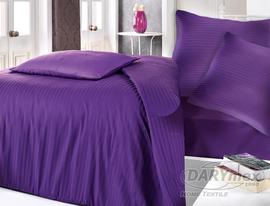 Pościel satynowa Vivario Violet 200x220