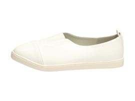 SLIP ON Białe tenisówki buty damskie VICES 911
