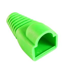 Osłona wtyku modularnego 8p8c zielona