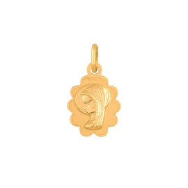 Złoty Medalik - Mv094 - pr.585