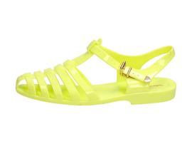 Żółte sandały damskie, meliski VICES PT36-26