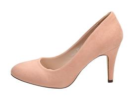 Różowe szpilki, czółenka damskie VICES 9142-20