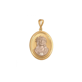 Złoty Medalik - Mv065 - pr.585