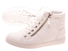 Wiosenne sneakersy trampki damskie 613 WT